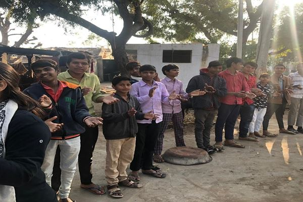 Lawyers On Wheels (Visit to Lilapur Village)-img