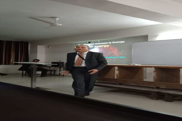Guest Session on Dream From Heart Achieve with Mind Power by R. Ravindra Kumar -img