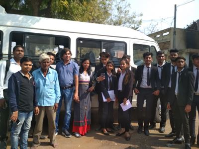 Lawyers On Wheels (Visit to Lilapur Village(03-02-2019))